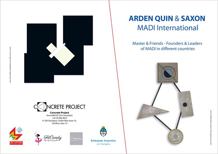 Arden Quin & Saxon - MADI International
